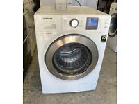 SAMSUNG 12kg washing machine 1400 spin £250 like brand new
