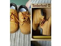 Baby boy timberlands