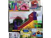 Bouncy castle hire for any occasion