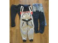 6 x Trousers 2-3 Years