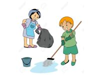 Cleaning Ironing Cooking Babysitting service available in Glasgow