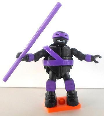 Mega Construx Purple Dontello Teenage Mutant Ninja Turtles Series 4 Dark Horizon - Teenage Mutant Ninja Turtles Dark Horizon