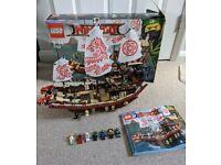 Lego Destiny's Bounty Ninjago 70618 100% complete with box and instructions