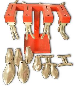 Shoe Stretcher Machine With four Heads, Include Men,Women,High-Heeled,Child Lasts 134402