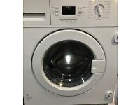 Beko 7kg 1400 spin new model timer display fully integrated built in washing machine for sale