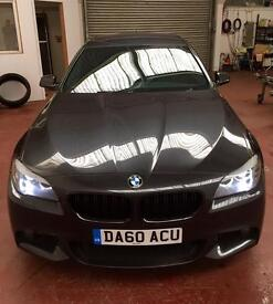 10/11 - BMW 535D MSPORT TWIN TURBO - 1 OWNER - FBMWSH - WELL CARED FOR