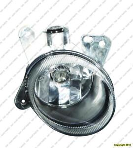 Driving Lamp Passenger Side Non Led Sedan/Coupe/Conv/Wagon High Quality Mercedes E-Class 2010-2017