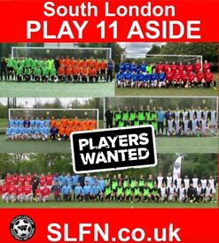 Play 11 aside football, 11 aside football training in London, FIND LOCAL FOOTBALL NEAR ME