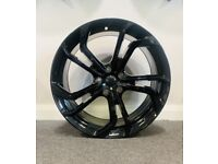 """18"""" VW TCI style alloy wheels and tyres (5x112) Vw, Audi, Seat etc"""