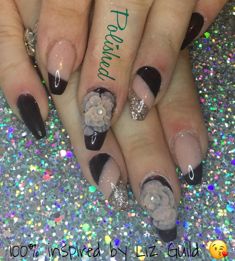 Acrylic and Gel polish nails, other services available | in ...
