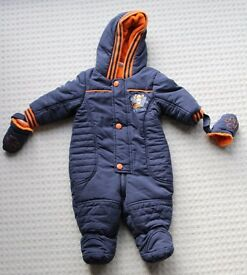 Boy's snowsuit - BHS - 3-6 Months