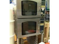 Bakery equipment. Vanguard bake off oven.