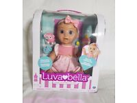 LUVABELLA Blond Doll. Brand New Unopened. FREE 1-2 Day Delivery!