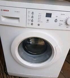 Bosch clasixx washing machine