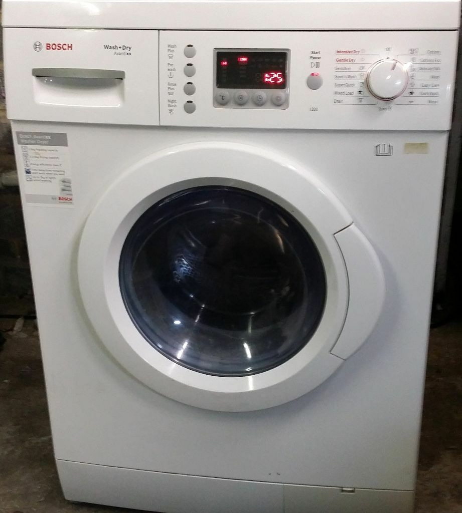 Bosch Washer And Dryer ~ Top quality bosch avantixx washer dryer for sale latest