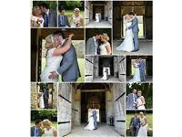 Wedding Photographer from £125!