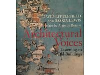 Architectural Voices: Listening to Old Buildings_architecture and design