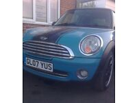 MINI COOPER LOVELY CONDITION 2007