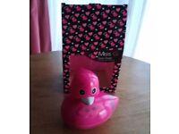 Miss G Portable Waterproof Duck Radio