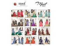 Moof stylist cotton suit collection