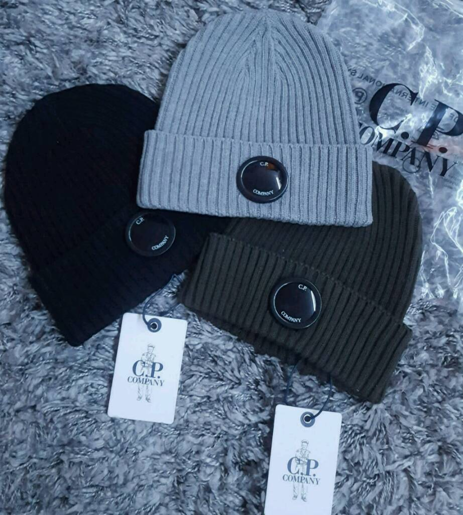 54454961 *BRAND NEW WITH TAGS* CP Company beanie hat | in Rubery ...