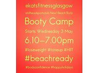 NEW Beach Body Booty Camp - Hillhead Sports Club, 32 Hughenden Road, Hyndland