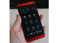 HTC One M7 **unlocked* great condition