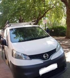 Nissan van for sale (dry cleaning)