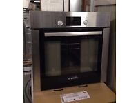 Brand new BOSCH HBA43R150B Electric Oven - Stainless Steel,Multifunction