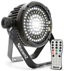 2e keus - BeamZ BS98 Stroboscoop met 98 felle LED's en DMX