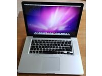 Apple MacBook Pro 15 (Mid 2009) - Excellent Condition - Core 2 Duo 2.66GHz, 4GB RAM, 320GB HDD