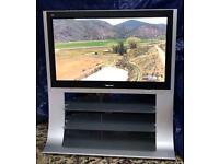 """Panasonic Plasma Television & Stand 42"""" Viera £75"""