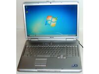 17 inch big Dell laptop Intel Dual Core 2 x 2Ghz - Fantastic for watching movies :)