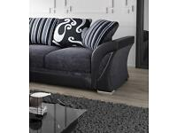 SHAN CORNER SOFA Corner or 3+2 Seater Sofa