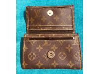 Louis Vuitton inspired purse