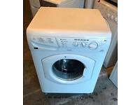 7KG HOTPOINT Aquarius WT540 Free Standing Washing Machine Good Condition & Fully Working Order