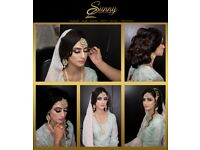 Professional Makeup Artist & Hair Stylist | Bridal | Party | Engagement | Mehndi | Rukhsati | Walima