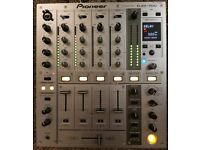 Pioneer djm 700 SERVICED FULLY WORKING DJ mixer