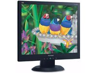 """Viewsonic 17"""" TFT Monitor VA703B"""