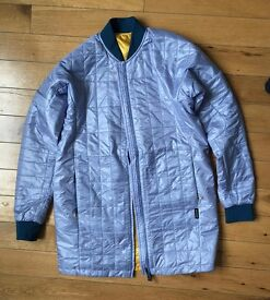 NEW Cotopaxi women's llama wool reversible insulated jacket parka S