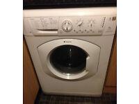Washing machine hotpoint dryer washer dryer