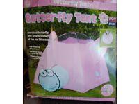 Children's Butterfly Tent