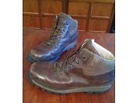 Brasher Hillmaster walking boots - mens size 11.5