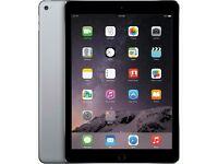 Apple iPad Air 2 64GB, Wi-Fi, 9.7in - Space Grey (Latest Model)