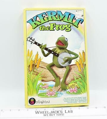 Kermit the Frog Colorforms Play Set 100% Complete 1980