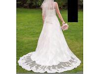 Hermione Wedding Dress - Colour: Ivory