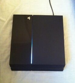 PS4 ORIGINAL 500GB WITH CABLES, CONTROLLER, BLACK OPS III + 30 DAYS WARRANTY