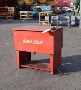 RAPIDCLEAN B-2 Parts Washer