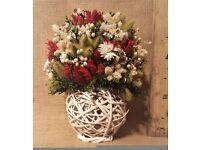 Dried flower for wedding Arrangements