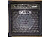 Bass practice amp